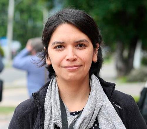 Cristina Dorador